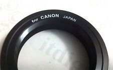 T-2 T2 T-Mount Metal Adapter Ring For A-1 F-1 Canon AE-1 P FD Camera U&S