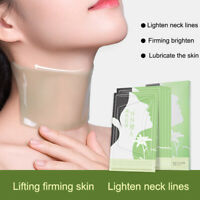 5 Pcs Anti Wrinkle Neck Mask Skin Care NourishingTightening Lift Firming Mask