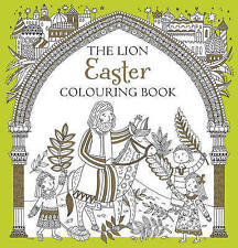 The Lion Easter Colouring Book by Antonia Jackson (Paperback, 2017)