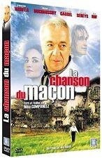 * La Chanson Du Maçon - DVD ~ Jean-Pierre Cassel - NEUF -