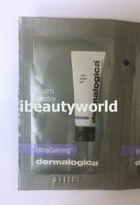 10pcs x Ultracalming de Dermalogica eaux calmes Gel Sample