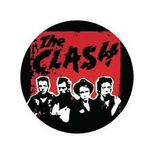 Parche imprimido, Iron on patch, /Textil sticker, Pegatina/ - The Clash