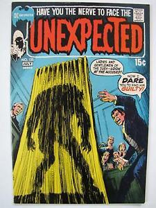 The Unexpected #125 (Jun-Jul 1971, DC) [FN+ 6.5]