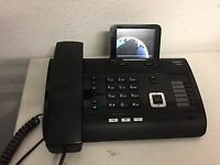 Siemens Gigaset DL500A Komfort-Telefon mit Anrufbeantworter mit Netzteil