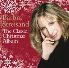 The Classic Christmas Album 0888430130821 by Barbra Streisand CD