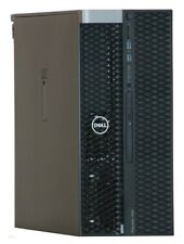 Dell Precision T7820 7820 Workstation Bronze 3104 16GB Quadro P400 512GB SSD