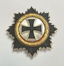 Bruststern Orden Deutsches Kreuz in Gold 1957er Ausfürung Exzellente Anfertigung