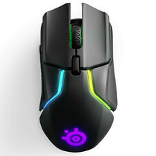 SteelSeries Rival 650 Wireless Gaming Mouse with RGB Lighting