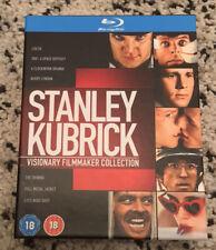 Stanley Kubrick Collection (Blu-ray, 2011, 8-Disc Set, Box Set)