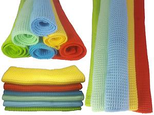 Microfibre Cleaning Auto Car Detailing Soft Cloths Wash Towel Duster Choose