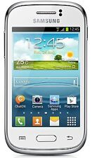 Samsung Galaxy Young GT-S6310N - 4GB - White (Unlocked) Smartphone