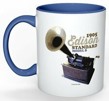 "Spin Alley ""The Icons"" Edison Standard Phonograph Coffee Mug"