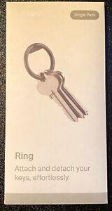 NIB Orbitkey Black Key Ring Secure And Easy To Use
