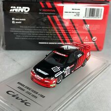 "1/64 INNO64  HONDA CIVIC FERIO GR.A #100 ""ADVAN"" - JTCC 1995 IN64-EG9-AD95"