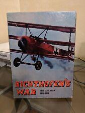 Avalon Hill: Richthofen's War: Unpunched