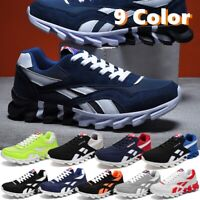 Men's Fashion Trainers Breathable Sports Running Tennis Shoes Jogging Sneakers