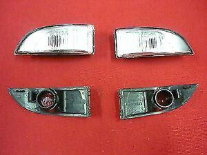 FOR RENAULT Megane MK3 wing mirror side indicator signal light left&right