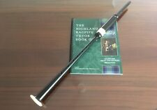 Bagpipe Learners Package- Long PC5 Practice Chanter, Tutor Book and Videos.