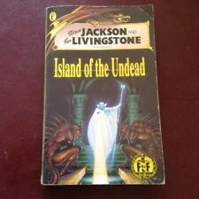 Island Of The Undead Fighting Fantasy 51 Game Book Steve Jackson Ian Livingstone