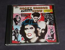 Rocky Horror Picture Show film soundtrack CD signed Tim Curry RARE classic mint