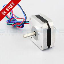 Short Body Nema 17 Stepper Motor Bipolar 1A 13Ncm/18.4oz.in 42x42x20mm 4-wires
