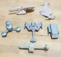 Galoob Micro Machines Star Trek The Original Series TOS Complete Set Lot