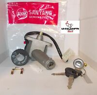 SYM SYMPHONY SR 125 2012 2014 KIT SERRATURE ORIGINALE