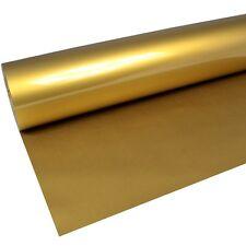 (11,98€/m²) Rapid Teck Flex-Folie Poli PU Bügelfolie 50cm x 1m Textil-Folie