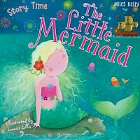 The Little Mermaid, Classic Fairytale Book for Kids, New Paperback