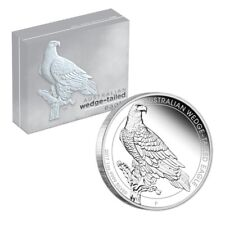 2017 Perth Mint $1 1oz Australian Wedge-Tailed Eagle Silver Proof Coin D2-3323