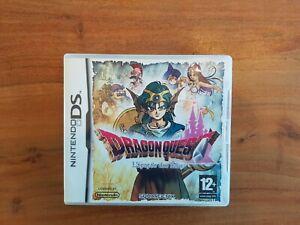 Jeu Vidéo Dragon Quest IV 4 : L'épopée Des Élus (Nintendo DS, 2008), Version FR