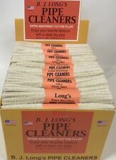 BJ Long - Jumbo (fluffy) Pipe Cleaners - Extra Absorbent (48 bundles of 32)