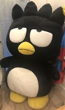 Huge Sanrio Badtz Maru 5 Foot Plush Mascot Stuffed Animal Store Display Nfs