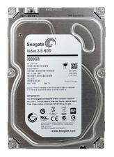 "NEU SEAGATE 3TB 3000GB PIPELINE SATA3 5.9K 64MB 3.5"" ST3000VM002 VIDEO"