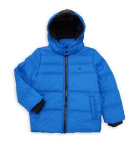 New Calvin Klein Jeans Little Boys Puffer Jacket Choose Size and Color MSRP $100