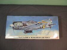 Hasegawa 1:72 Focke-Wulf Fw190F-8 Hungarian Air Force Model Kit 00390 Open
