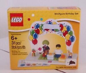 Lego Seasonal Birthday Minifigure Set #850791 **BNIB**
