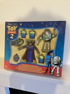 Original Collectable Toy Story 2 Space Friends Set