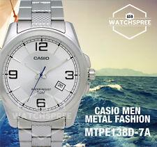 Casio Men's Standard Analog Watch MTPE138D-7A MTP-E138D-7A