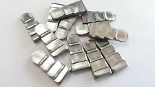 "12 PACK LOT 15/32"" RIBBED STEEL WEDGES FOR WOODEN HAMMER HANDLES SLEDGE AXE"