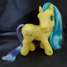 My Little Pony G3 - Meadowbrook - 2002 MLP Dragonfly Cutie Mark Yellow Blue Hair