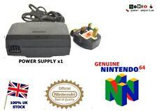 NINTENDO 64 (N64) UK official POWER SUPPLY (NUS-002) - GENUINE Nintendo PRODUCT