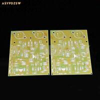 2 PCS Gold Sealed QUAD405 CLONE Power amplifier PCB MJ15024 (2 Channel)