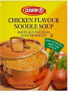 Osem Chicken Flavour Noodle Soup 6 Packs of 53g