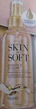 Avon SSS SKIN SO SOFT Enhance & Glow Pflege-Spray Ölspray 150ml mit Schimmer