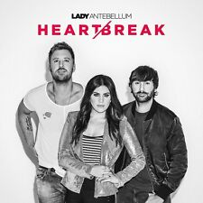 LADY ANTEBELLUM - HEART BREAK - NEW CD ALBUM