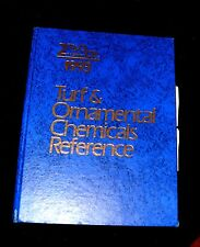 Turf and Ornamental Chemicals Reference, 1993 by C&P Press Staff (1992,...