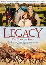 Legacy: The Complete Series (DVD, 2-DISCS)  LN