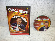 Carlos Mencia in The Best of Funny is Funny DVD Out of Print