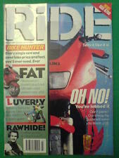 RIDE - HEAVYWEIGHT TOURERS - March 1996